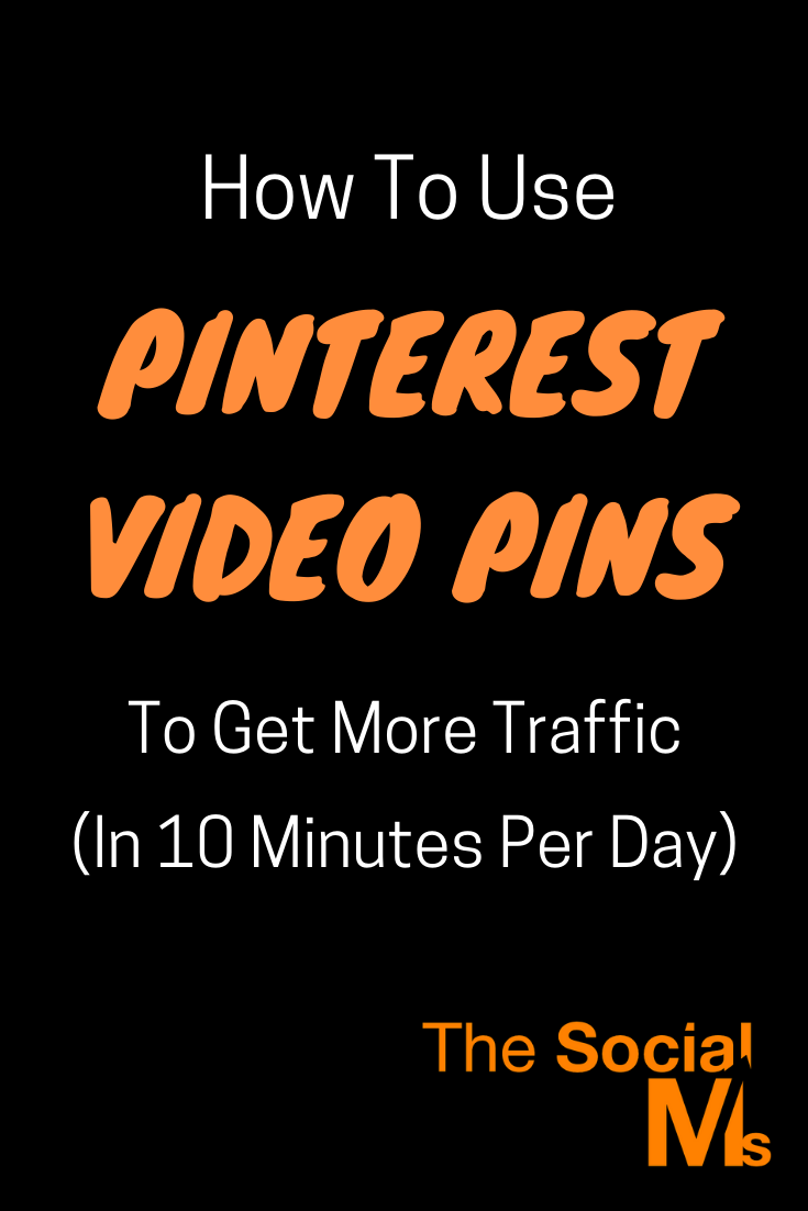 Very few bloggers us Pinterest video pins. That is your chance to be among the first and win the most traffic from video pins. Video pins have been on Pinterest for a while now. But are you aware what they are and how they work? #pinterest #pinterestvideo #pinteresttips #socialmedia #socialmediatips #blogtraffic