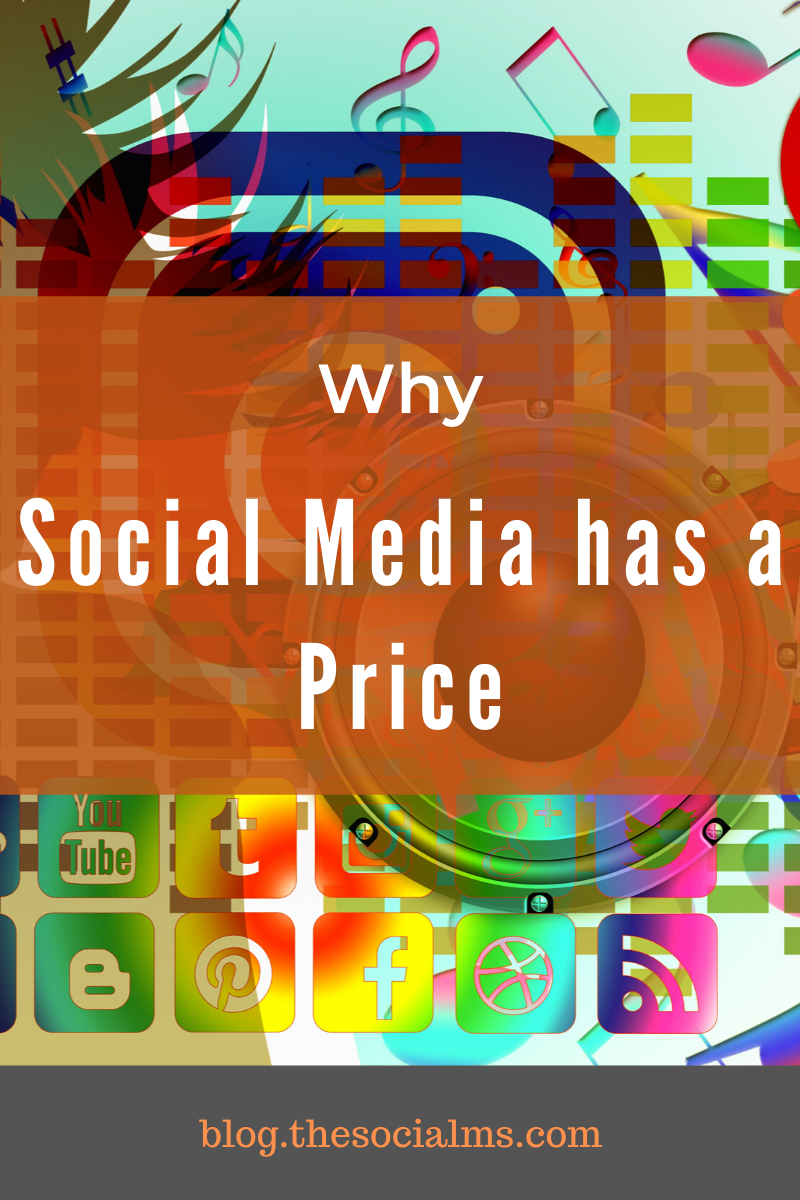 Social media success requires you to make an investment - even if you cannot invest money. And no one is going to make that investment for you. Here is the price of social media success that you have to pay. #socialmedia #socialmediatips #socialmediamarketing #socialmediasuccess #socialmediastrategy #digitalmarketing #onlinebusiness