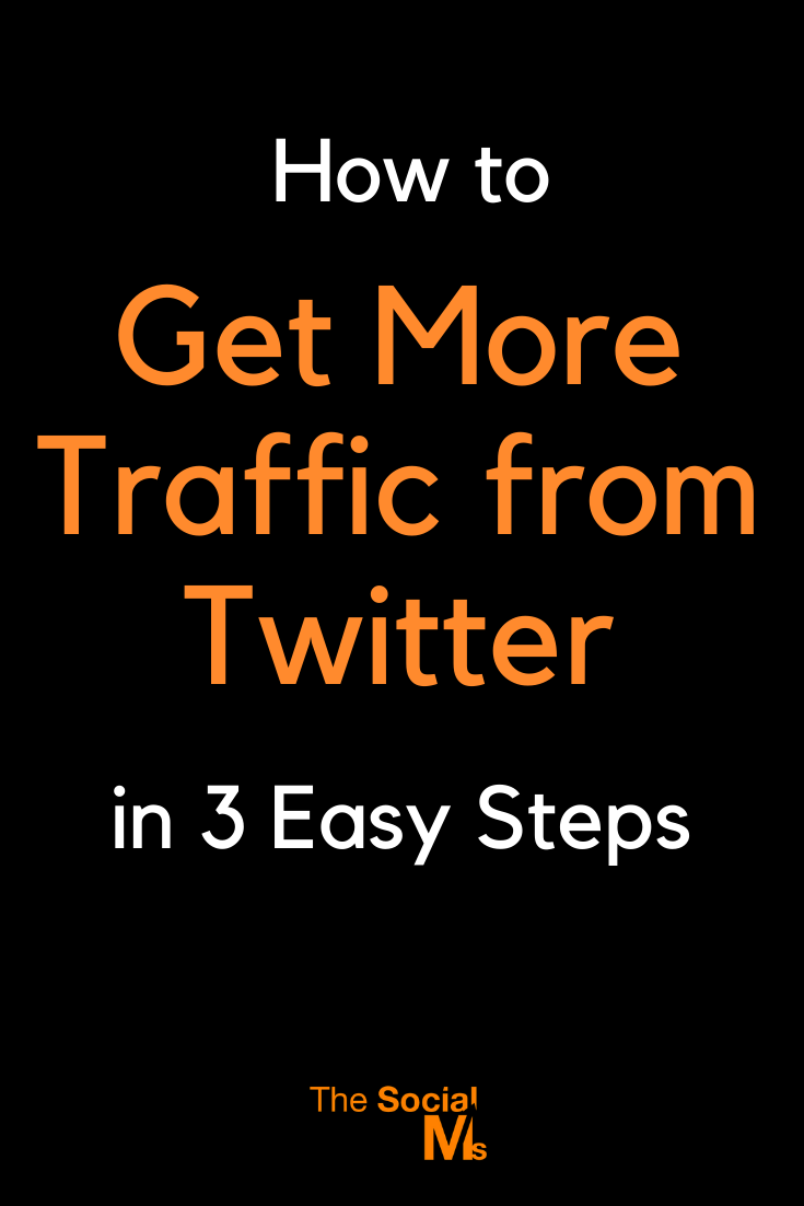 What if there was an easy to follow, proven process for massive success on Twitter? What if you could grow an audience and get awesome traffic to your content just like one of the major social media influencers? What if you could easily grow you traffic from Twitter? Here is how. #twitter #twittertips #twittermarketing #socialmedia #socialmediatips #blogtraffic #trafficgeneration