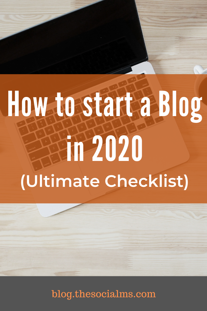 you're interested in starting a blog, this post will give you a guide to starting a blog in 2020 and beyond. #startablog #blogging101 #bloggingforbeginners #bloggingtips #solopreneur