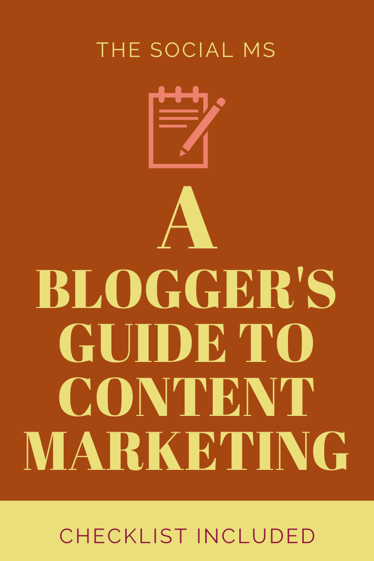 content marketing is a process, that you can simply adapt to your blogging routine - and once you do that, you will automatically become a better and more successful blogger. In this post you will learn all you need to understand about content marketing for your blogging routine! #contentmarketing #marketingchecklist #bloggingtips #contentmarketingstrategy #startablog #bloggingforbeginners #blogging101 #bloggingtips #contentmarketingplan