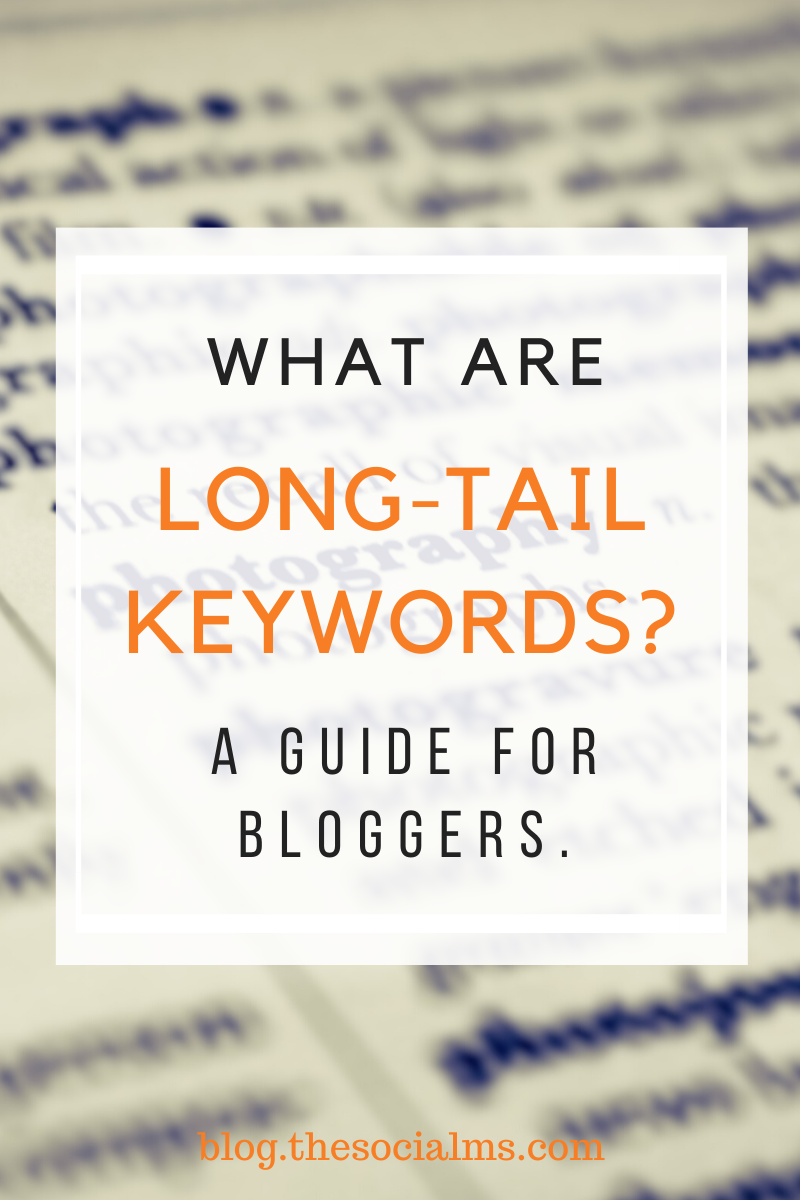 One of the most effective SEO tactics are long-tail keywords - because they always work, even in niches with a lot of content. But what are long-tail keywords, and how do you use them for more SEO traffic? #seo #keywordresearch #longtailkeywords #keywords #seotactic #seostrategy #longtailstrategy #blogtraffic #googlesearch #searchtraffic