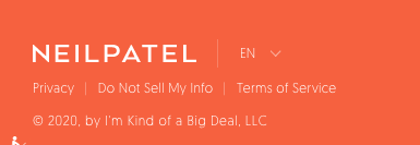 Neil Patel Big Deal LLC