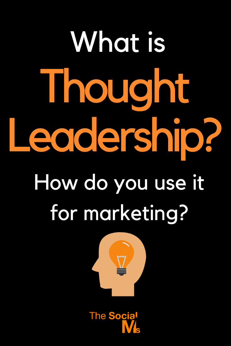what is thought leadership? How do you become a thought leader? Why is this important for marketing, and should you even be a thought leader? This article will give you answers to these questions. #thoughtleader #thoughtleadership #influencermarketing #expertmarketing #branding #smallbusinessmarketing #onlinebusiness #onlinemarketing #marketingstrategy