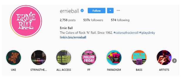earnie ball instagram