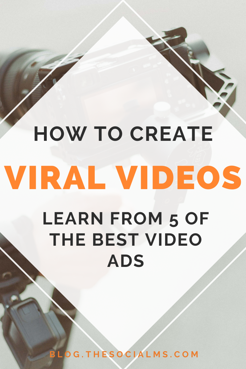 What differentiates viral videos from regular ones? How can you create a viral video without blowing up your marketing budget? Find all of these answers here. #video #contentcreation #viralvideo #viralvideos #videocontent