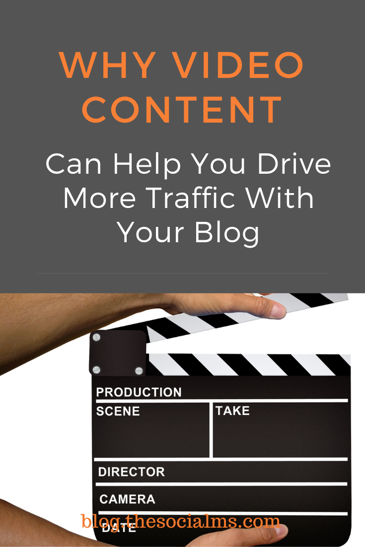 The greater the number of blog posts that exist on a particular topic, the harder it will be to drive blog traffic and revenue with your content. Adding original video content to your posts is one of the easiest ways to give your posts the extra touches of quality needed to beat out your competition when it comes to traffic generation to your website. #blogtraffic #trafficgeneration #blogtrafficgeneration #contentformats #contentcreation