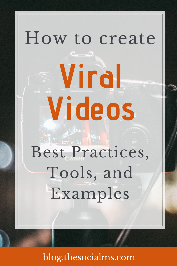 What differentiates viral videos from regular ones? How can you create a viral video without blowing up your marketing budget? Find all of these answers here. #viralvideos #viralcontent #video #videocontent #contentcreation