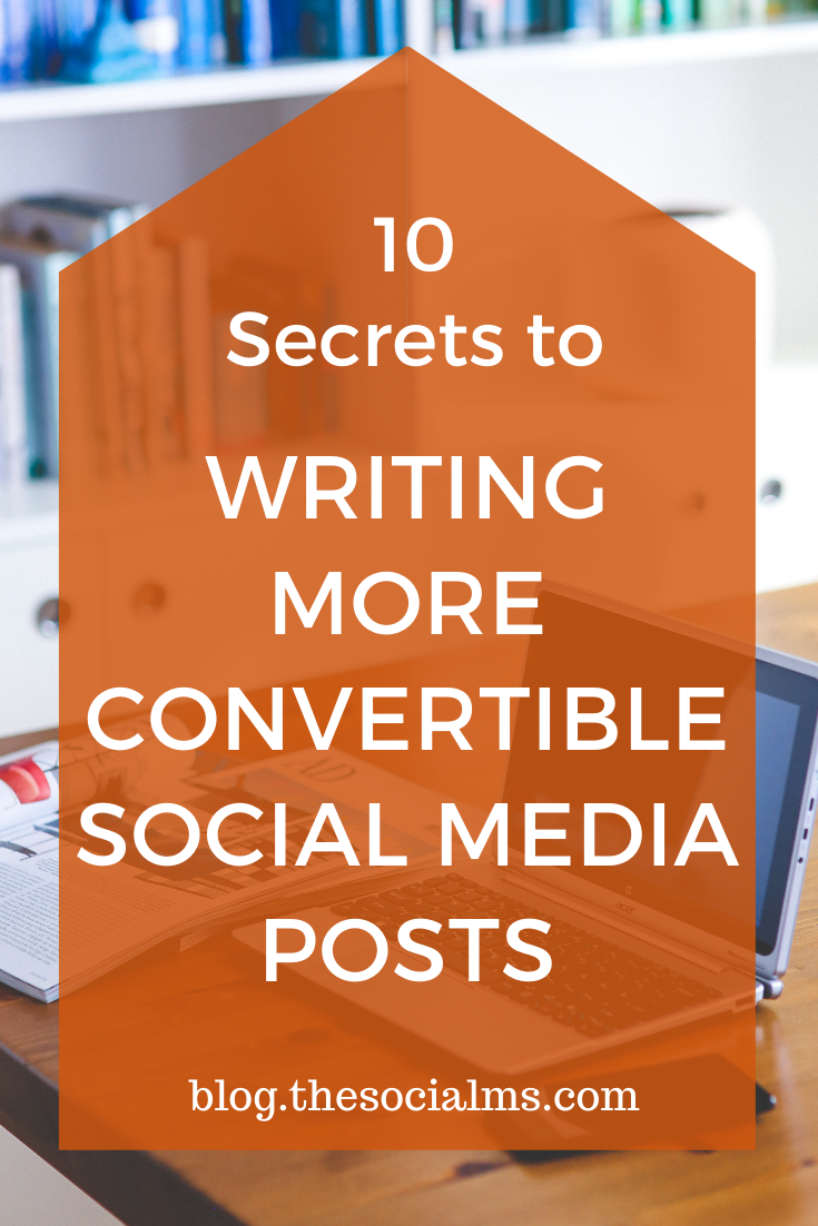 When planning a social media strategy and writing social media posts, you want them to engage the audience and convert. And that is where many people get it wrong. A convertible social media posts needs a little more thought. Here is how to write better social media posts that bring you better results. #socialmedia #socialmediatips #socialmediamarketing #socialmediapost