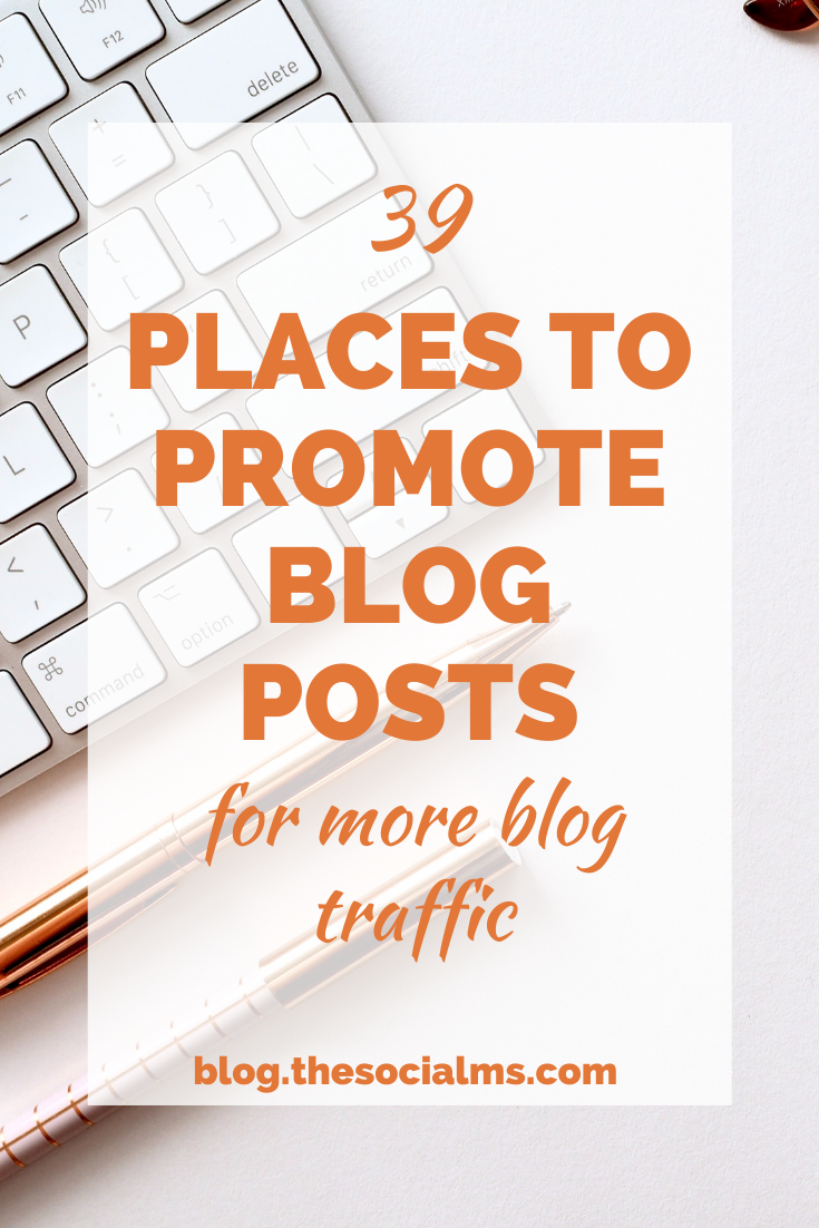 One major challenge bloggers face is getting enough visitors to their blogs. That means that we bloggers are always on the lookout for more places to promote blog posts to increase our blog traffic. You cannot wait for blog traffic generation to solve itself - you have to work for your blog traffic. So go ahead and start promoting your blog posts. #blogtraffic #trafficgeneration #blogtrafficgeneration