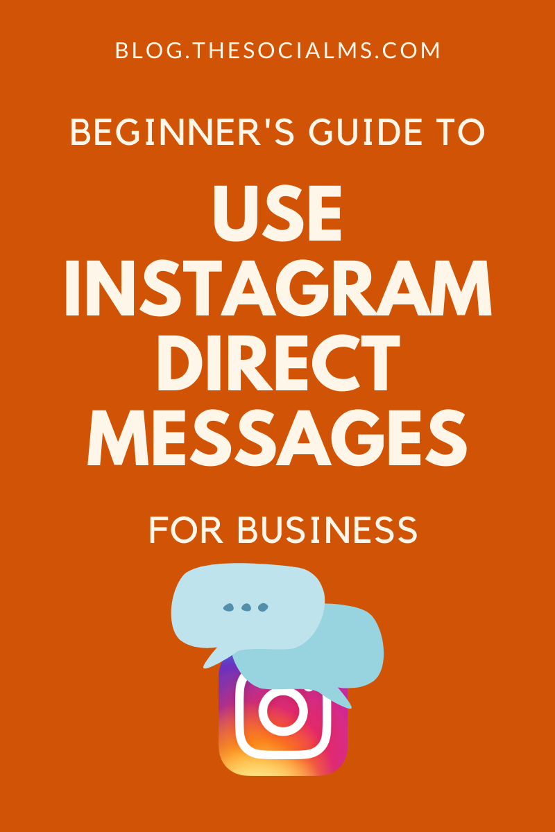 Instagram DM (Direct Message) is arguably one of the most underrated marketing channels that you are probably not using correctly right now. Here is your guide to Instagram direct messages for business and Why You Should Use Instagram Direct Messages for Your Business #instagram #instagramtips #instagrammarketing #instagramfeatures #instagramdirectmessages #directmessages