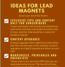 Repurpose a list post into an Infographic